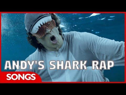 CBeebies Songs | Andy's Shark Rap