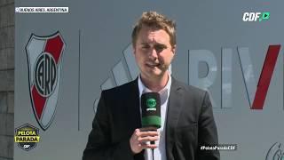 Periodista argentino Maxi Grillo sobre la Libertadores: