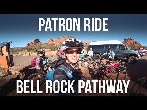 Bell Rock Pathway - Sedona Patron Ride - Dusty Betty Women's Mountain Biking