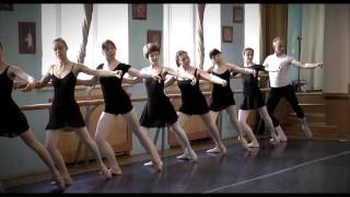 Балет для взрослых - Ballet entusiasts - beginners