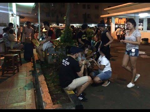 زلزال بقوة 6,5 درجات يضرب العاصمة الاندونيسية جاكرتا