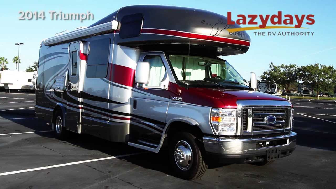 2014 Born Free Triumph Video Tour at Lazydays RV Dealer