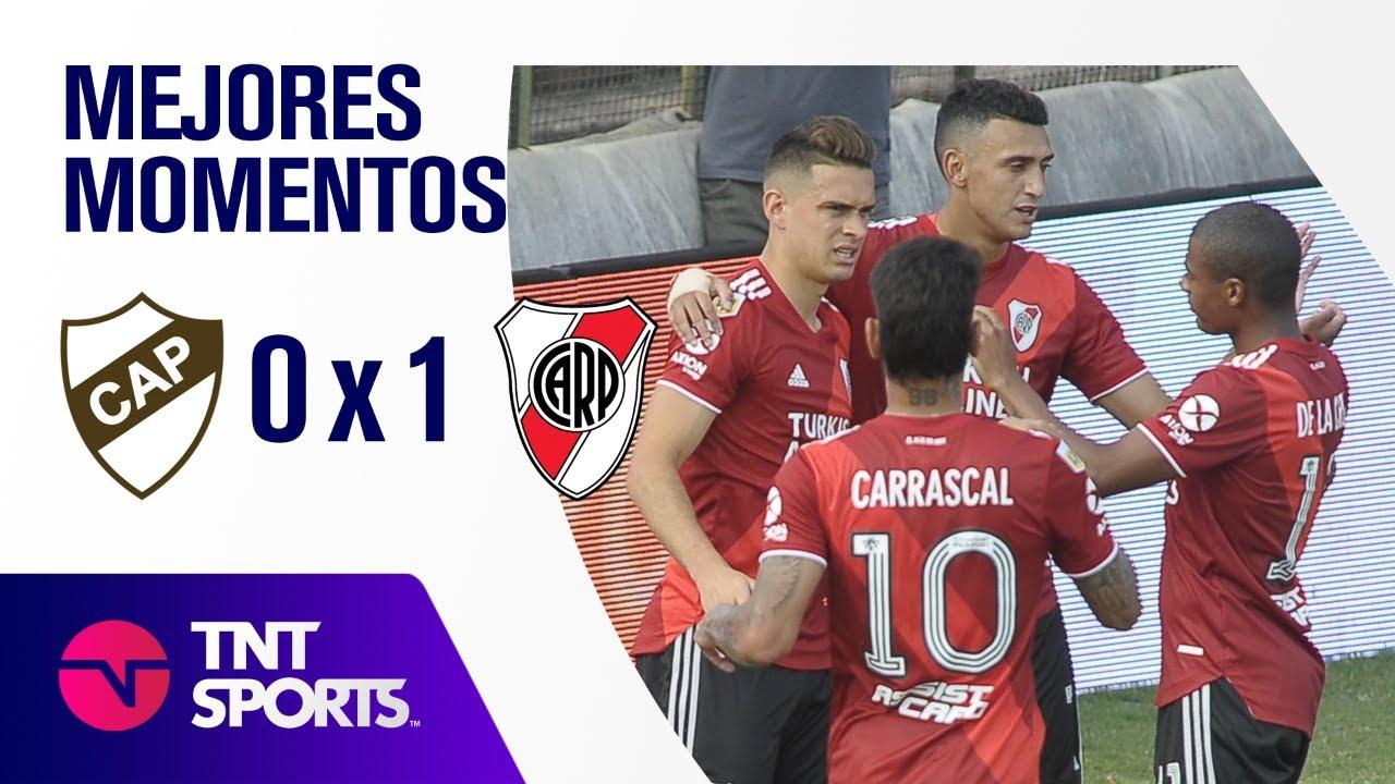 Resumen de Platense vs River Plate (0-1) | Zona A - F 3 - Copa LFP 2021