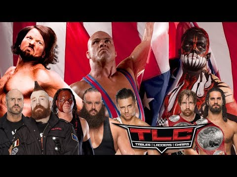 KURT ANGLE SHOCK WRESTLING RETURN AT WWE TLC 2017! SHIELD REUNION CANCELLED!?