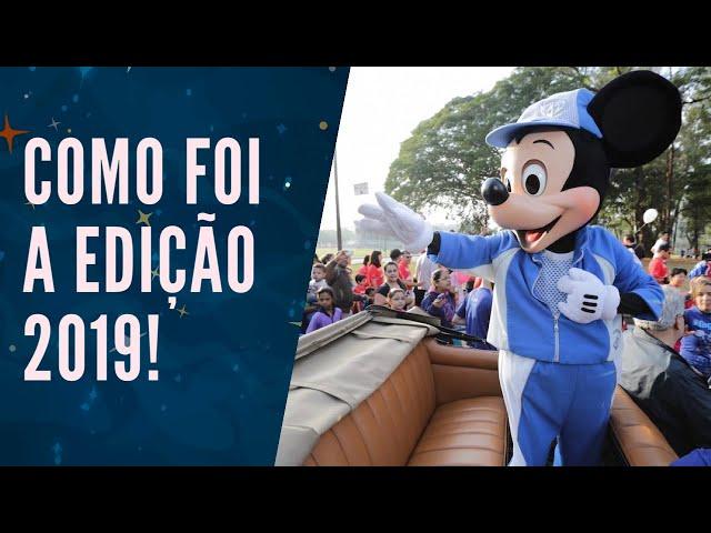DISNEY MAGIC RUN SÃO PAULO 2019 - O QUE TEVE? 🏃🏻♂