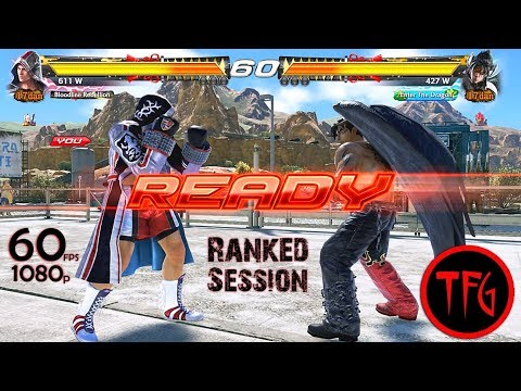 TEKKEN 7 - FYagami (Steve) VS TheSuaveKid (Devil Jin) Ranked Set! (60fps/1080p) ✔