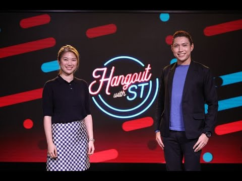 Hangout with ST: Samuel Seow back in spotlight and recycling in Singapore (Ep 62)