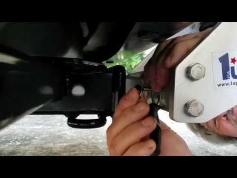 Bike Rack Safety Chain 1upusa Youtube