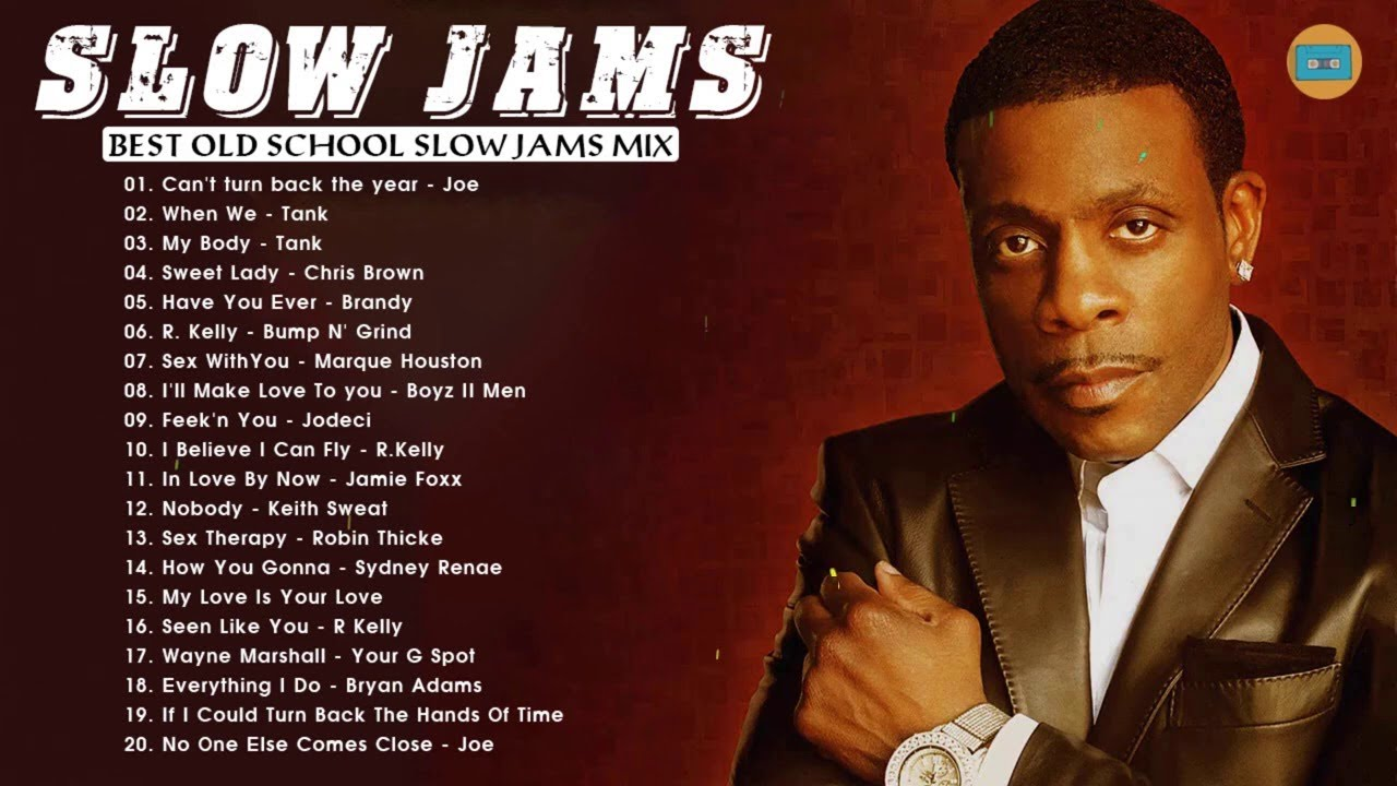 BEST 90'S & 2000'S SLOW JAMS MIX - Marques Houston, Usher, Chris Brown, R Kelly, Beyon