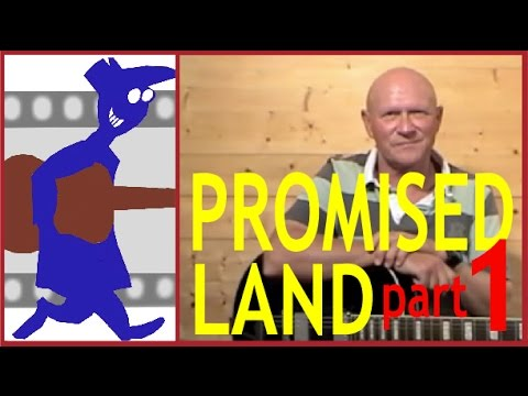 Promised Land Part 1 Guitar Lesson Youtube