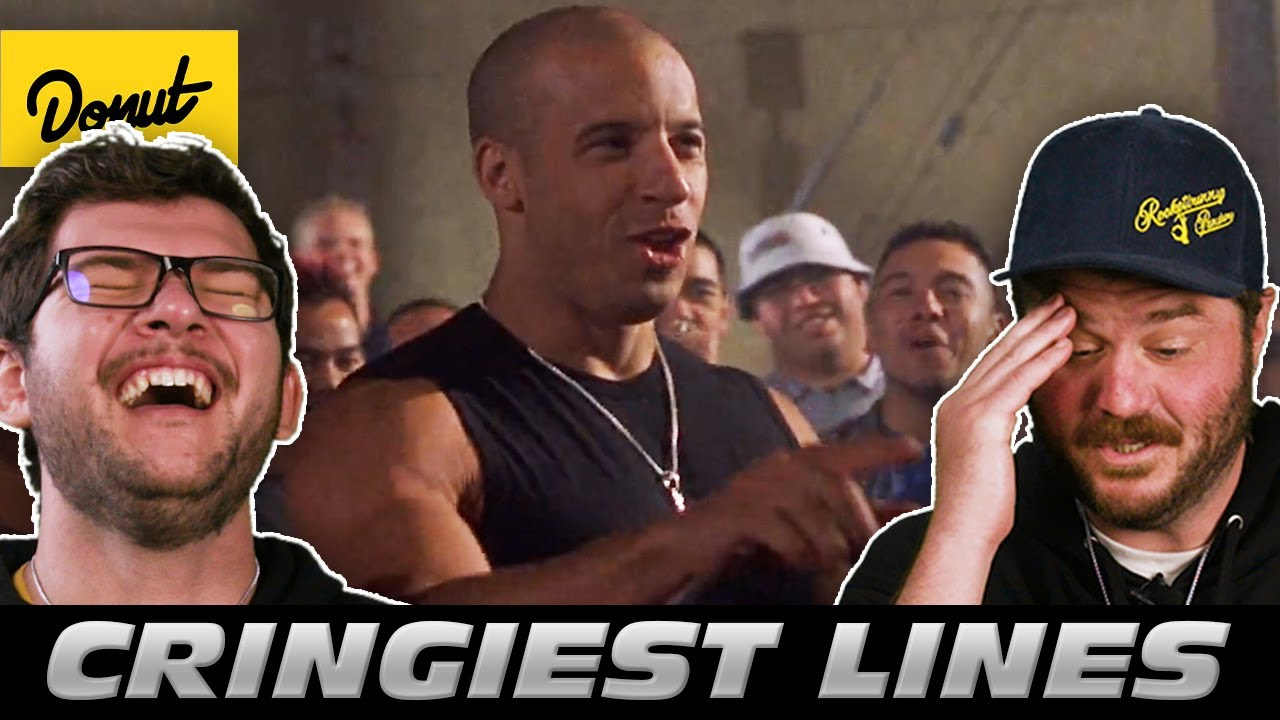 The Cringiest Lines from EVERY Fast & Furious Movie