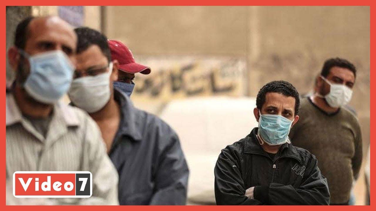 تسجيل أعلى رقم إصابة ووفيات بكورونا فى مصر منذ بداية الموجة الثالثة.. الصحة تعلن حصيلة كورونا
