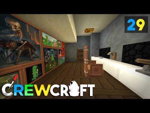 Crewcraft Minecraft Server :: My Recording Studio! E29
