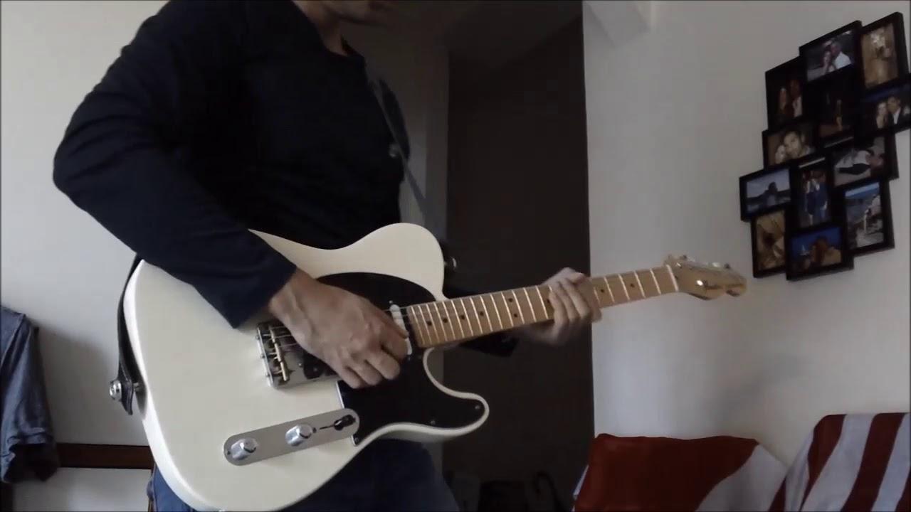 Neck Single Coil Comparison 22 Frets Fender Strat Vs Tele Vs