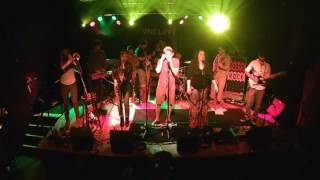 DUB KARTEL Set 2 @ Asheville Music Hall 3-31-2017