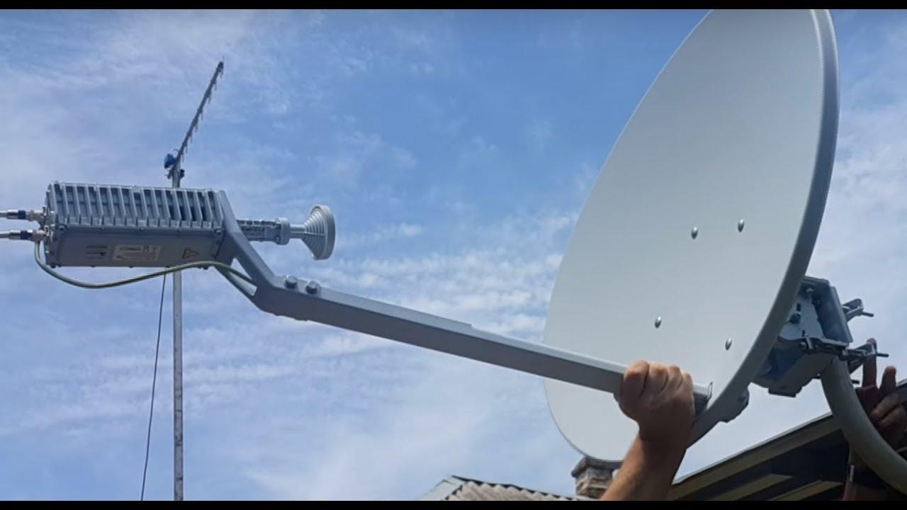 Как сделать спутниковый интернет фото 187