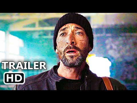 BULLET HEAD   2017 Antonio Banderas, Adrien Brody, Dog Action Movie HD