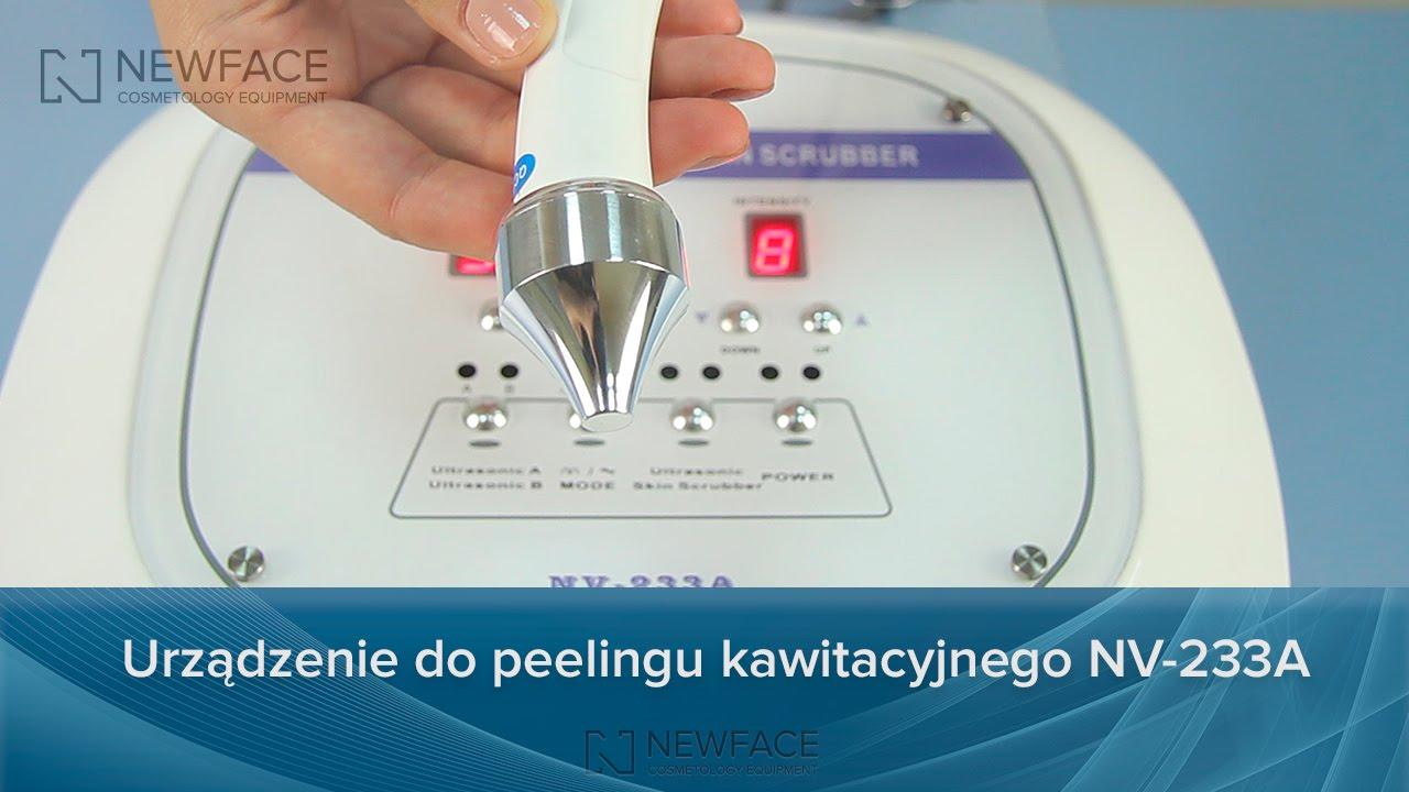 Urządzenie do peelingu kawitacyjnego NV-233A