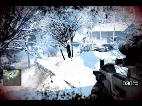 Battlefeild bad company 2 gameplay