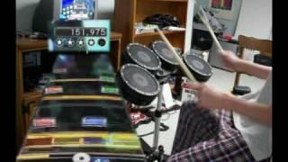 Rock Band 2 - Hammerhead Drums FC 100% Expert
