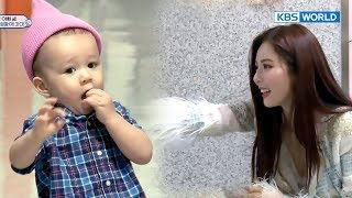 [1ClickScene] William visits KBS and gets all the attention from the actors! (TROS Ep.204)