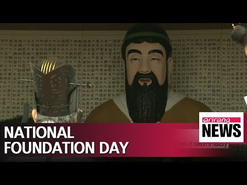 History and significance of Gaecheonjeol, the National Foundation Day of Korea