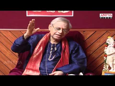 Indian classical music Lessons By Dr. Nookala China Sathyanarayana - part 3