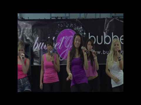 Bubbel G School Tour