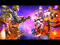 Top 10 Five Nights at Freddy's FIGHT Animations (FNAF VS Animation)
