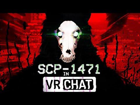 SCP-1471 TERRIFIES GIRLS!!! (VRCHAT HIDE & SEEK!)