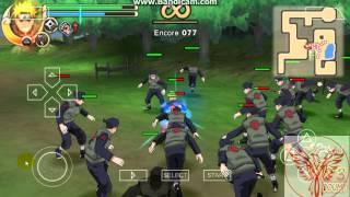 PPSSPP-Naruto Shippuden Ultimate Ninja Impact PC Gameplay