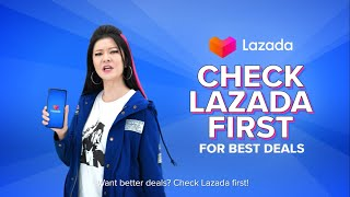 Check Lazada First!  |  Ah Lian X Lazada Singapore screenshot 4