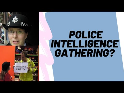Top Police Intelligence Gathering