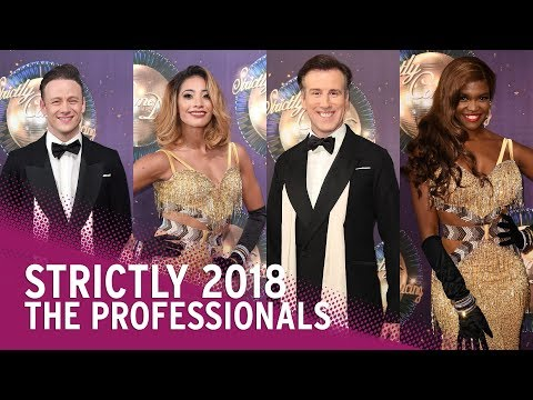 Strictly Come Dancing 2018 | Professional Dancers CONFIRMED