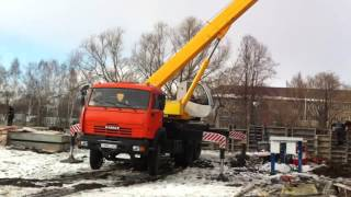 Аренда автокрана в Уфе(, 2016-01-08T18:11:54.000Z)
