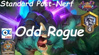 Hearthstone: Odd Rogue #4: Boomsday (Projeto Cabum) - Standard Constructed Post Nerf