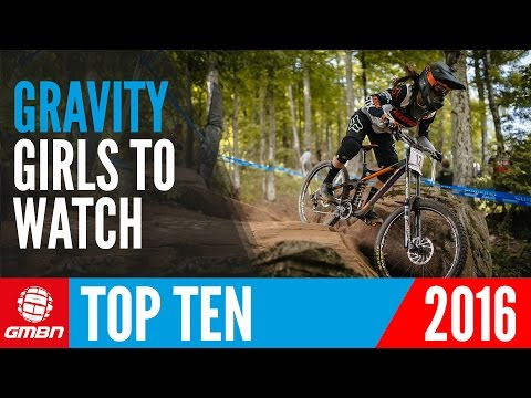 Top 10 Female Gravity Mountain Bike Racers To Watch 2016