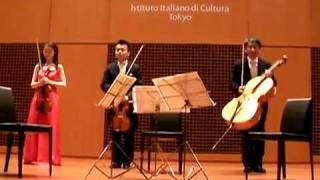 アブルッツォ州地震被災者のためのチャリティーコンサート