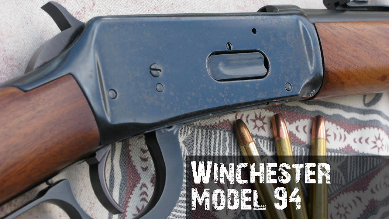 Shooting a Winchester Model 94  30-30