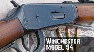 Shooting a Winchester Model 94 .30-30