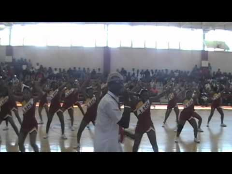 Mojo Musik Performing Live @ (LHS) Laurel High School 1st Pep-Rally!!!