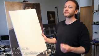 Ответы начинающему художнику (ч.2) / Answers for beginner artist (p.2)