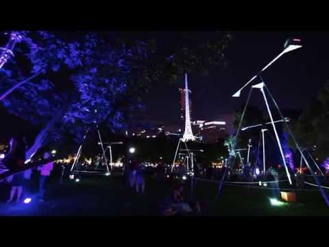 RMIT Gallery - White Night Melbourne | RMIT University