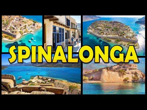 SPINALONGA - Crete (4K)