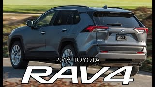 2019 Toyota RAV4 Limited – Interior, Exterior and Drive