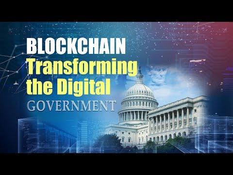 Blockchain / DigitalGov - Transforming The Digital Government | EGovernment TechTalk