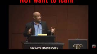 Boyce Watkins:  How you DO NOT want to learn about black people