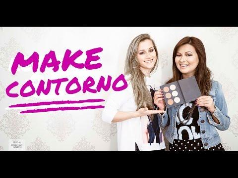 f909fdfe3ad35 Ouvir Musica Contornar e Iluminar o rosto com Sacha Bourget   Técnicas Kim  Kardashian - Erika Okazaki - Palco e MP3