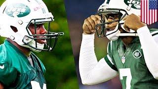 Geno Smith sucker punch: New York Jets QB gets broken jaw during ugly locker room brawl - TomoNews