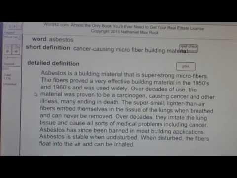 asbestos-ca-real-estate-license-exam-top-pass-words-vocabubee.com